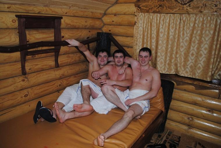 Армийский бане секс