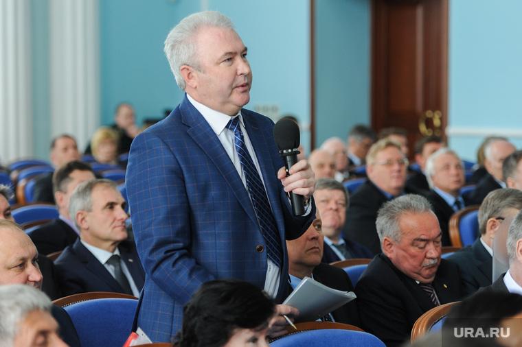 Совещание с главами муниципальных образований Челябинской области, сакулин юрий