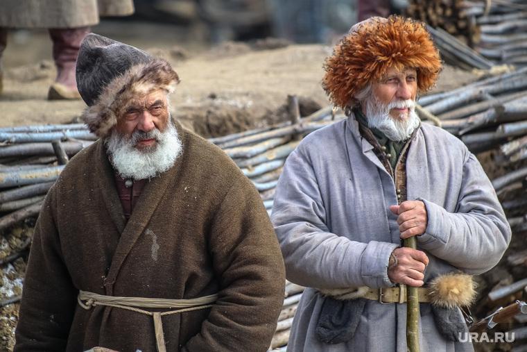 """Съемки полнометражного  фильма и сериала """"Тобол"""". Тобольск, Тюменская область, 10 апреля 2017 года, съемки фильма тобол"""