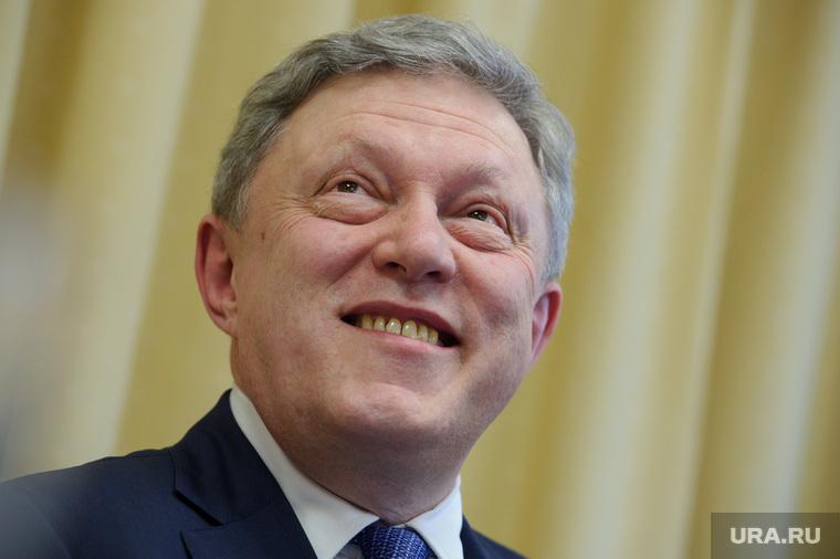 Конференция партии Яблоко в Екатеринбурге, явлинский григорий