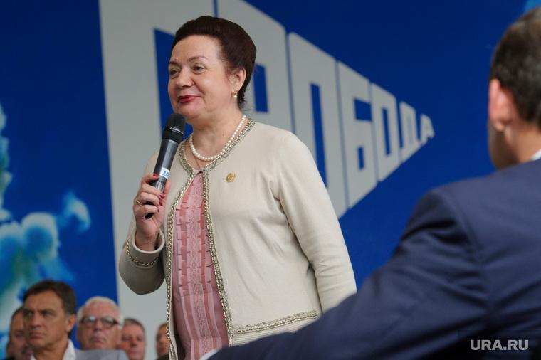 Встреча кандидата в губернаторы СО Евгения Куйвашева с доверенными лицами в Ельцин Центре. Екатеринбург