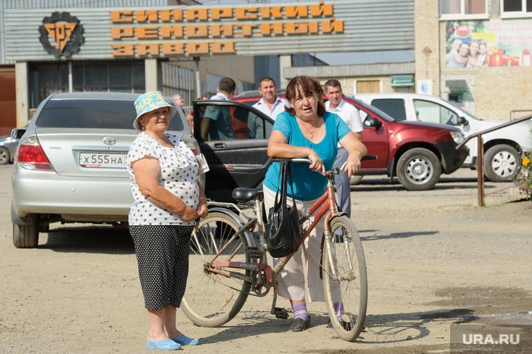 Рабочая поездка врио губернатора Свердловской области Евгения Куйвашева в Каменск-Уральский