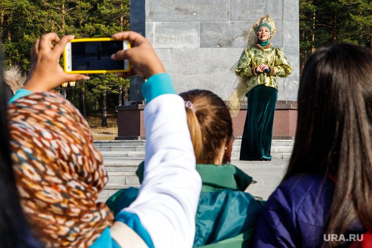 Экскурсии для участников региональной программы XIX Всемирного фестиваля молодежи и студентов. Екатеринбург, хозяйка медной горы, mistress of copper mountain
