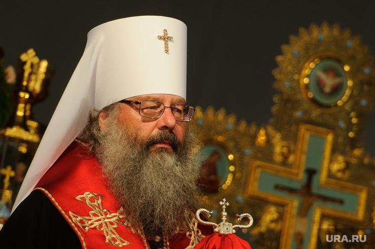 Царские дни в Екатеринбурге: божественная литургия и крестный ход, митрополит кирилл