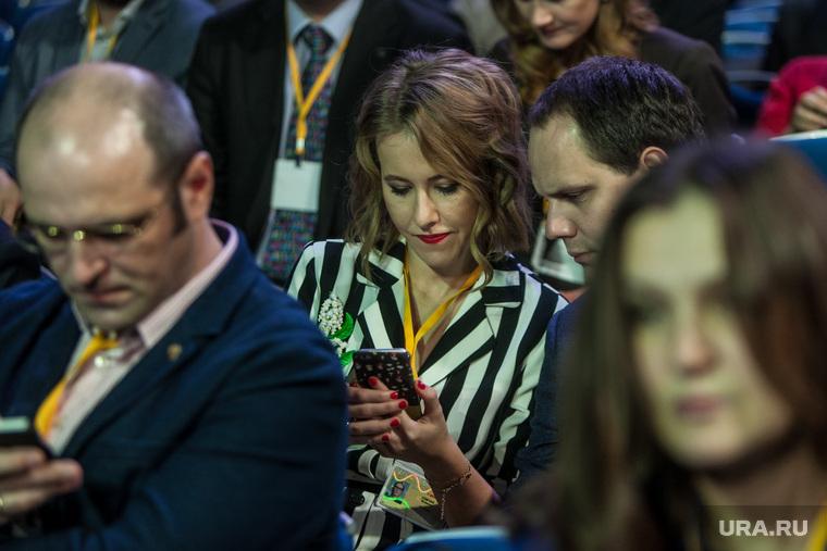 Пресс-конференция Путина В.В. Москва., собчак ксения