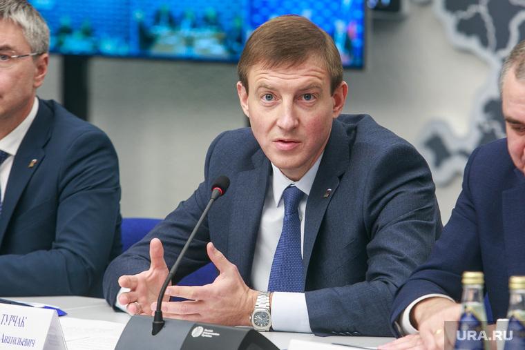 Заседание Генерального совета Единой России. Москва, турчак андрей