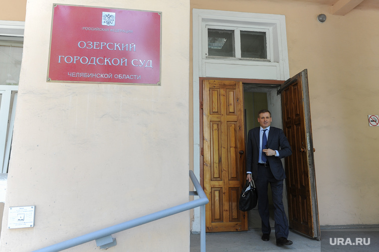 Последнее слово в суде экс-сенатора Константина Цыбко. Озерск, цыбко константин, озерский суд