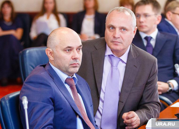 Дума ХМАО. Комитеты. 24 сентября 2014, Андрей Филатов