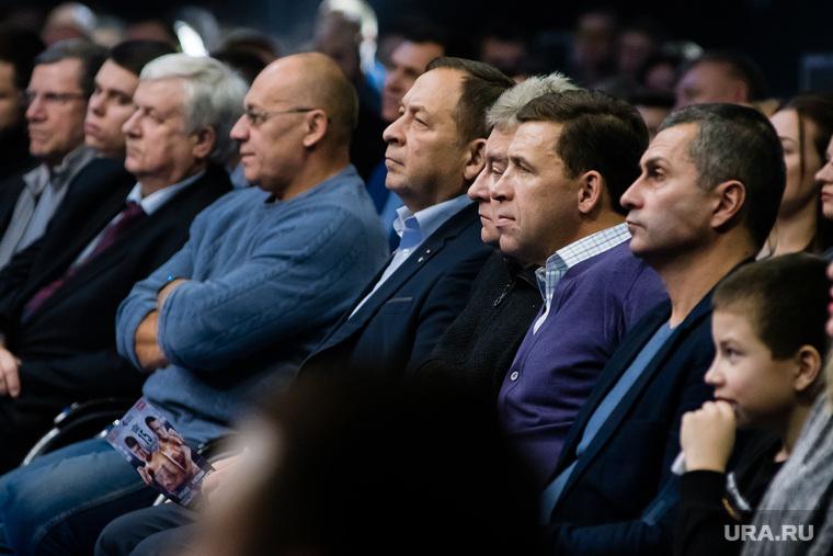 Бой Поветкина и Хаммера. Екатеринбург