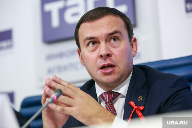 Пресс-конференция КПРФ в ТАСС с участием лидера партии Геннадием Зюгановым. Москва, афонин юрий