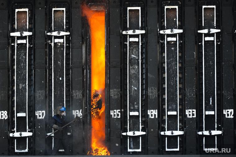 Пресс-тур на ООО Мечел-Кокс. Челябинск, коксовая батарея