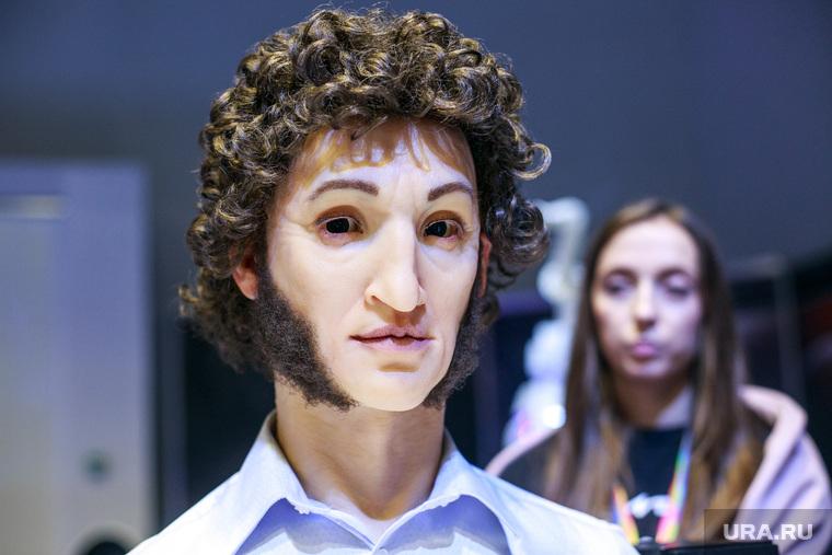 XIX Всемирный фестиваль молодежи и студентов. Первый день. Сочи, робот, пушкин александр