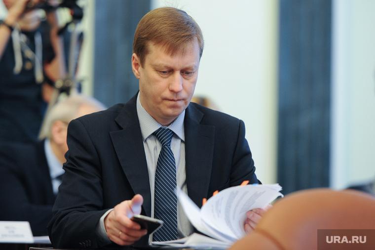 Заседание правительства Челябинской области. Челябинск, передерий виталий