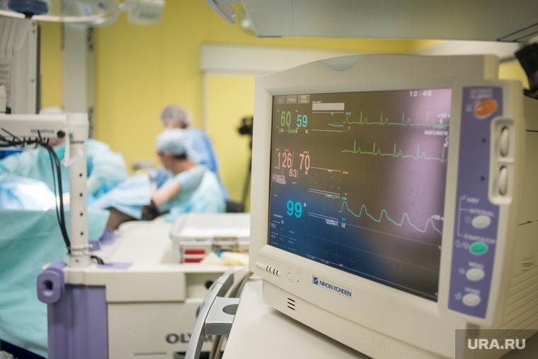 Лазерная энуклеация аденомы предстательной железы. Екатеринбург, УГМК-здоровье, больница, реанимация, операция, кардиограмма