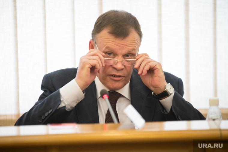 Александр Якоб отчитывается перед гордумой Екатеринбурга за 2013 год., крицкий владимир