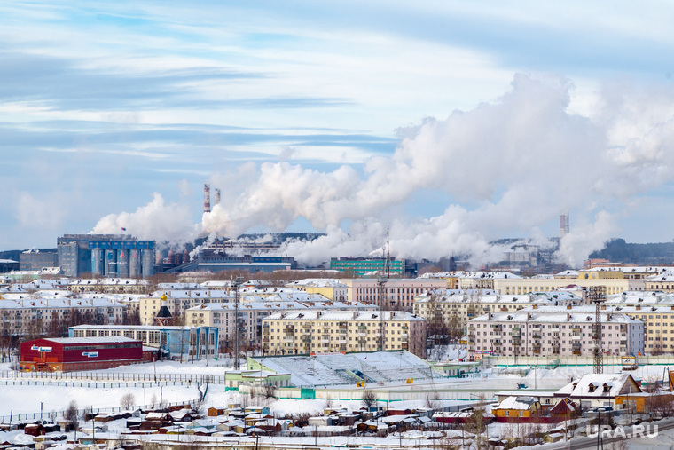 Рабочая поездка в Краснотурьинск., краснотурьинск, пятиэтажка
