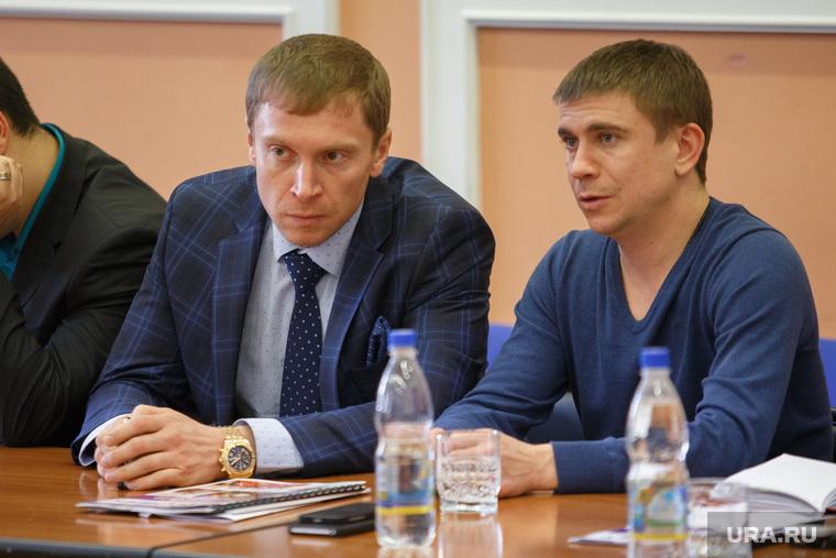 Круглый стол по патриотическому образованию. Екатеринбург, обухов иван