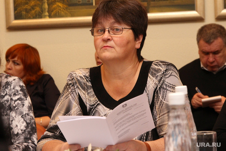 Комитет областной Думы по соцполитике  Курган, киселева татьяна