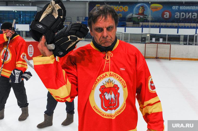 Хоккей в валенках. Челябинск., ткаченко евгений