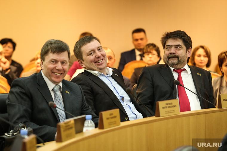 Заседание сургутской думы 25.03.14