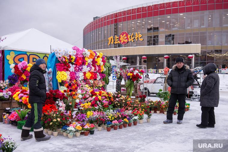 Таганский ряд. Екатеринбург, рынок китайский, пекин, торговля, коммерция