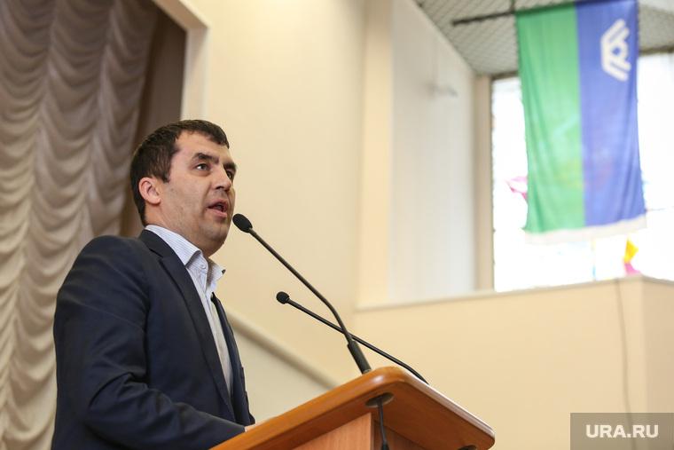 Публичные слушания по выборам главы города. Сургут