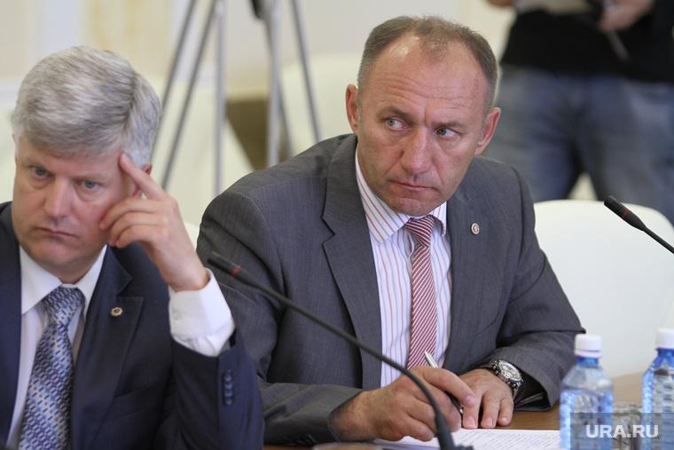 Заседание правительства области с главами муниципалитетов, агафонов геннадий