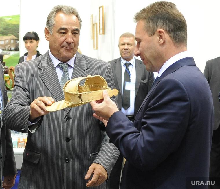 губернаторы Урала, богомолов олег