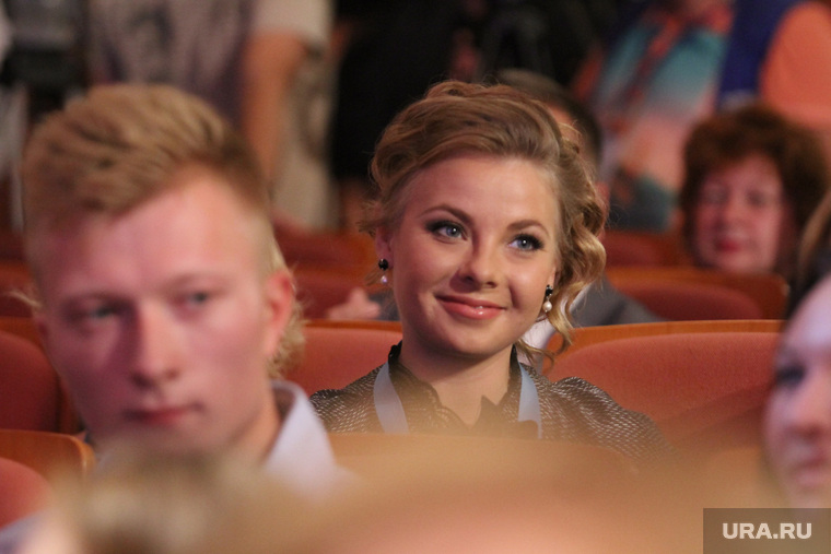 Финал Мисс Екатеринбург-2013, гордеева