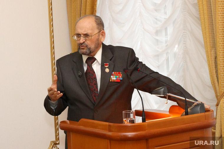 Совещание у Губернатора Курган, михайлов виталий