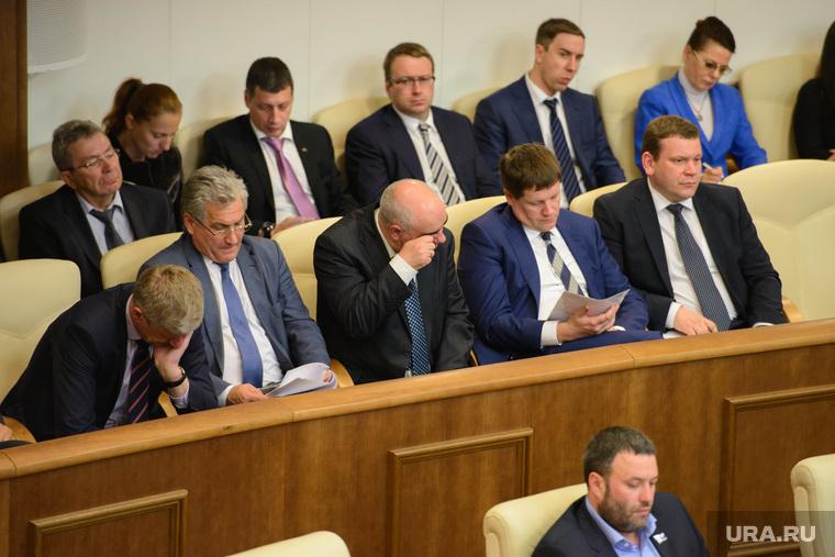 Отчет Евгения Куйвашева перед заксобанием за 2014 год. Екатеринбург