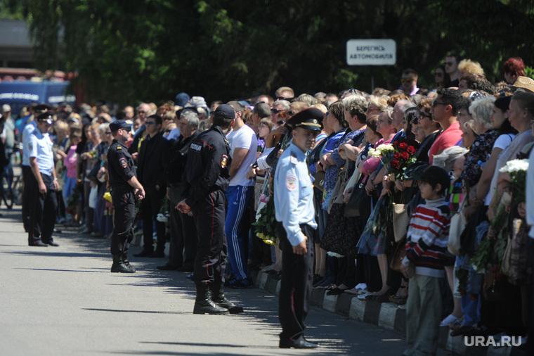 Похороны Жанны Фриске. Москва