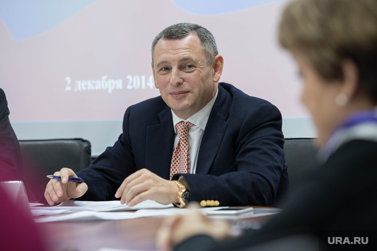 Заседание совета Общественной палаты СО по реформе МСУ. Екатеринбург, майзель сергей
