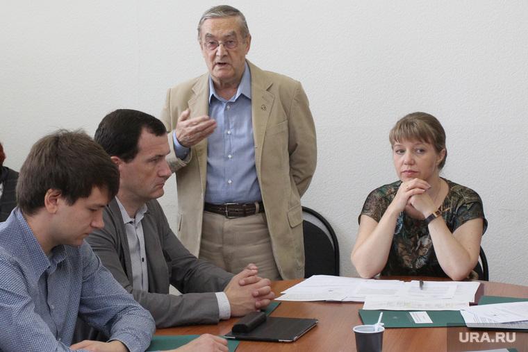Депутатские комиссии в гордуме  Курган, хорошаев валерий