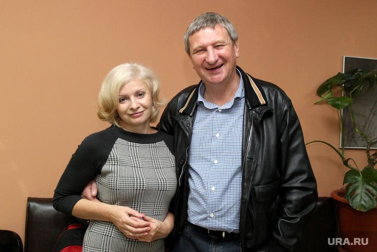 Сергей Муратов  Курган, муратов сергей с супругой