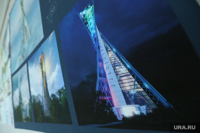 Выставка проектов реконструкции телебашни, телебашня, проекты телебашни