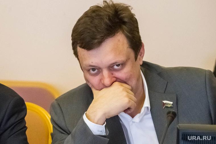 Комитет по бюджету областной Думы. Тюмень, селюков михаил
