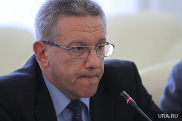 Заседание правительства области с главами муниципалитетов, россолов алексей