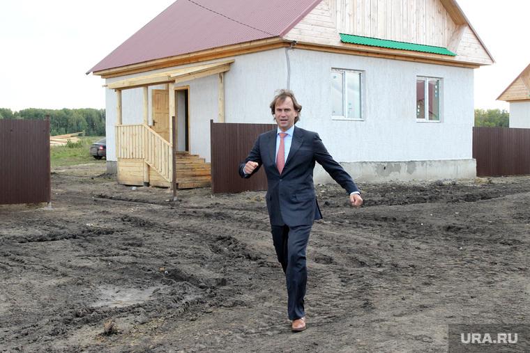 Кокорин и Лисовский в Кетовском районе  Курганская обл, лисовский сергей