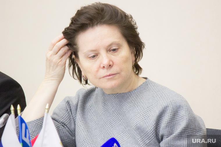 Губернаторы Томской области и ХМАО. Стрежевой., комарова наталья