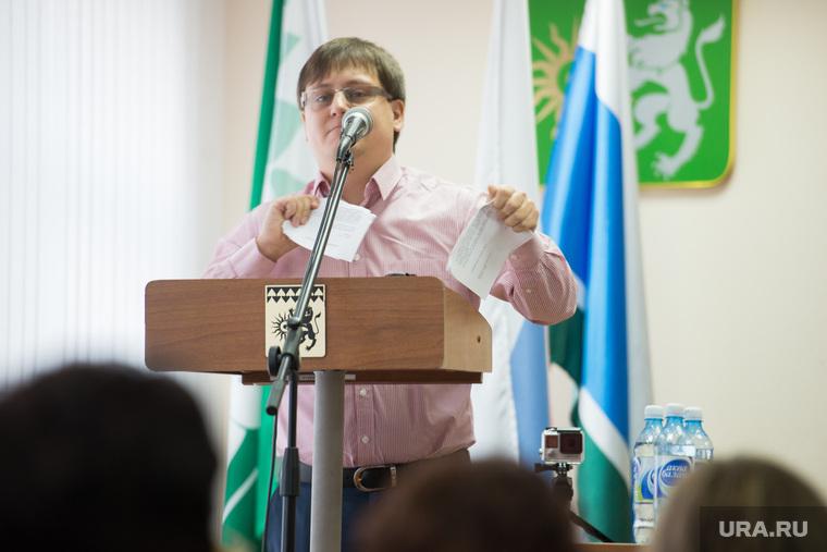 Выборы мэра Березовского