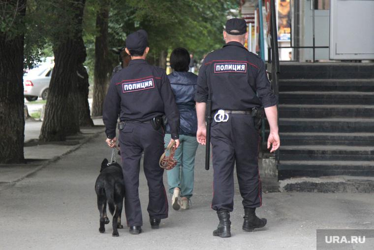 Места отдыха горожан (проблемы)  Курган, полиция
