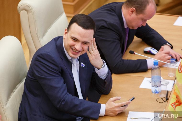 Заседание Законодательного Собрания с губернатором СО. Часть 2. Екатеринбург, ионин дмитрий