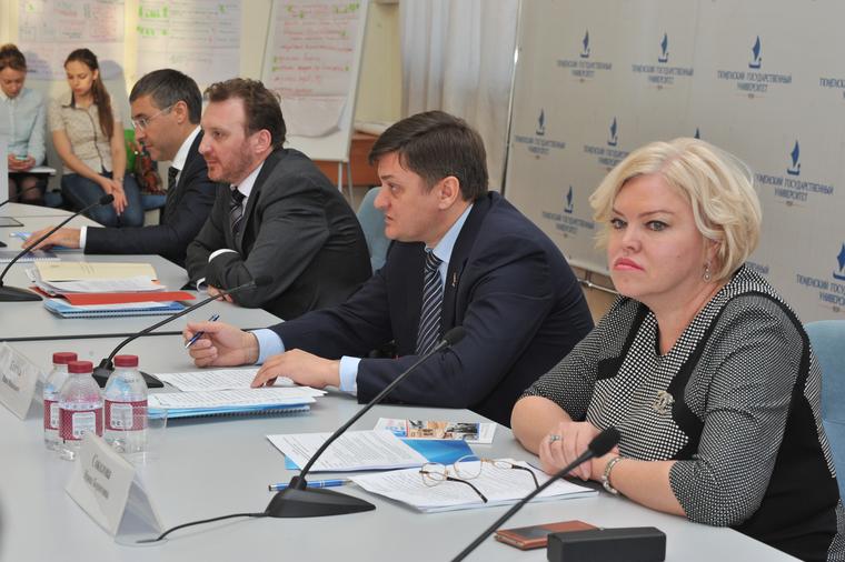 Обучающий семинар ЕР для пресс-секретарей, Тюмень