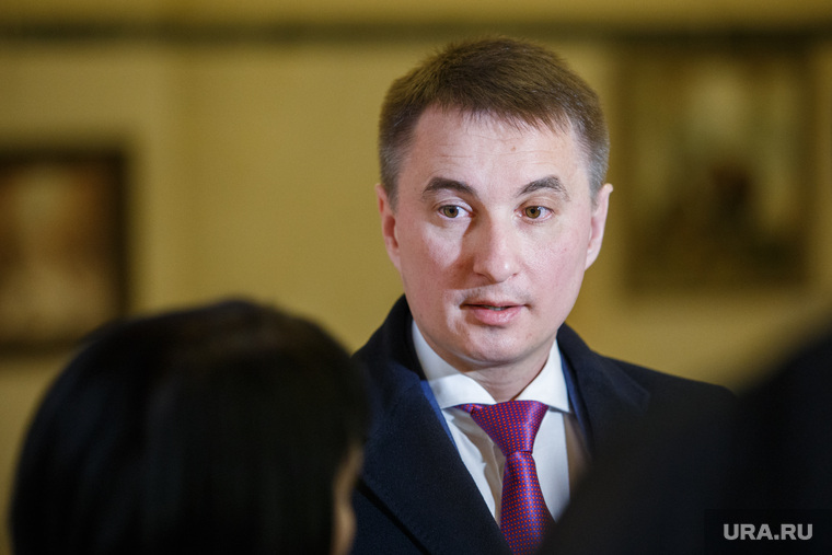 Депутаты гордумы после встречи с губернатором. Екатеринбург, смолин александр