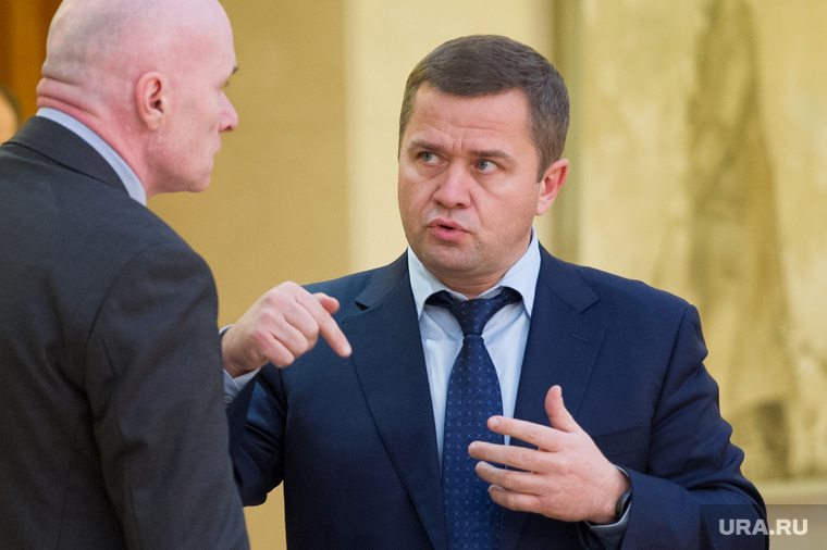 Инвестиционный совет в резиденции губернатора СО. Екатеринбург, грипас валентин