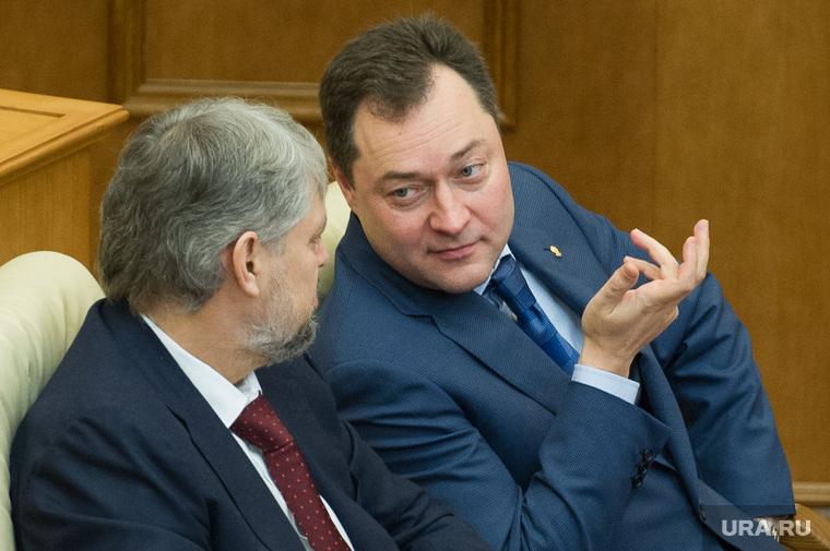 Заседание Заксобрания Свердловской области 1 марта 2016 года, никифоров анатолий, серебренников александр
