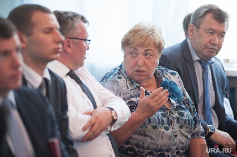 Выездное заседание правительства в Краснотурьинск, артемьева галина