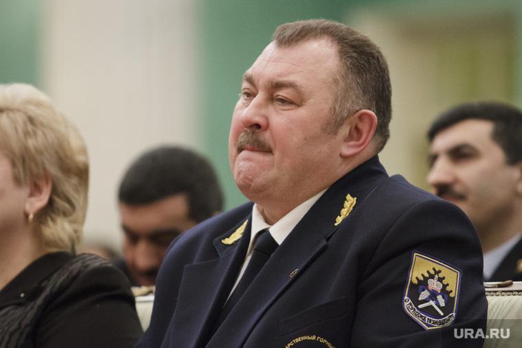 КОСАРЕВ Николай Валентинович, ректор УГГУ, косарев николай
