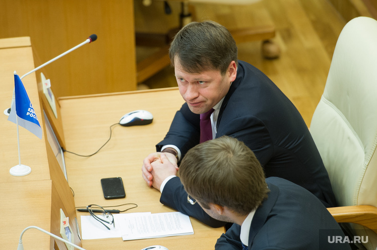 Заседание законодательного собрания СО. Екатеринбург, семеновых сергей